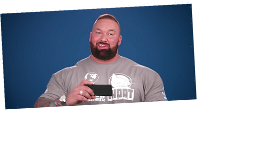 Watch The Strongest Men in the World Read Mean Comments