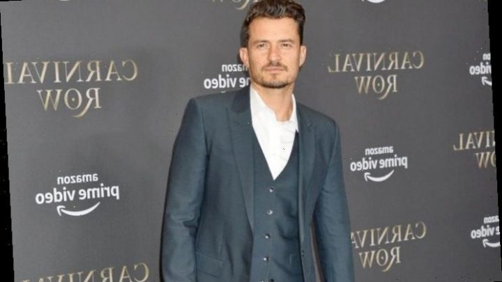 Orlando Bloom Has Corrected Misspelled Tattoo Tribute to Son Flynn