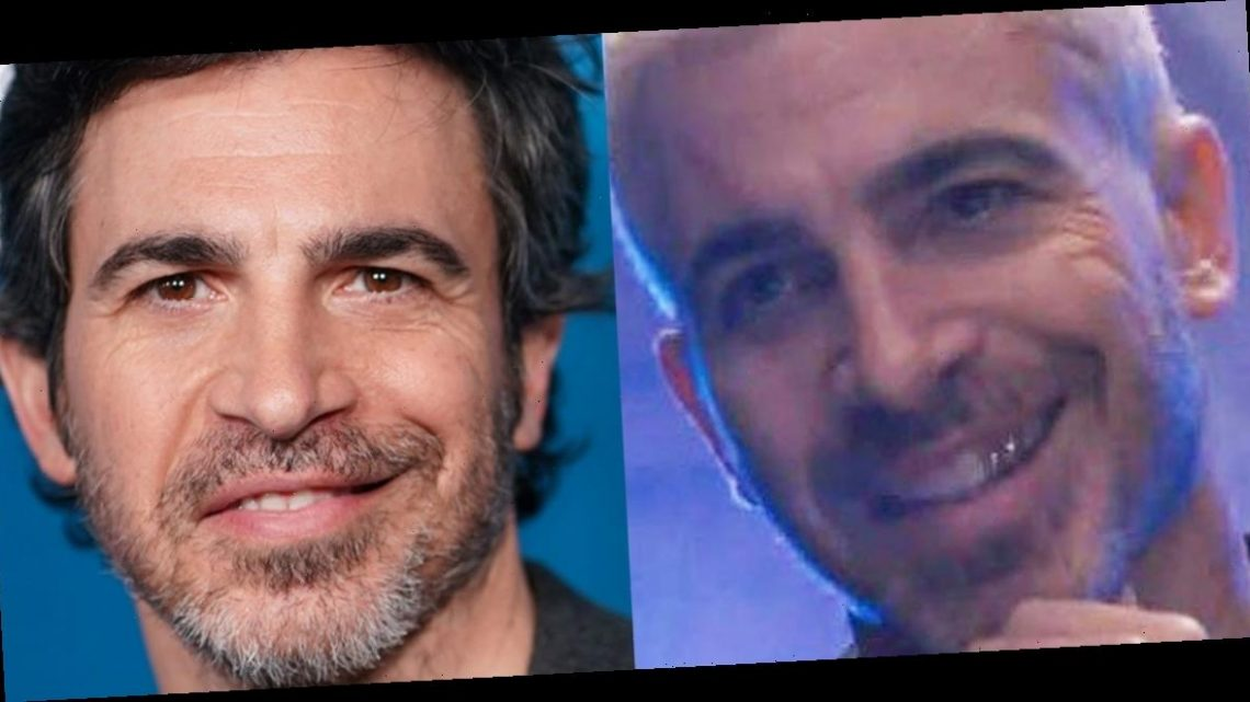 Chris Messina sported fake teeth and blue eye shadow for his 'Birds of Prey' audition to play an iconic Batman villain