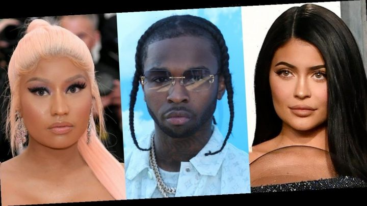Kylie Jenner, Nicki Minaj, and more pay tribute to Pop Smoke after the 20-year-old rapper was killed in a home invasion