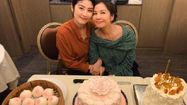 Retired actress Cherie Chung celebrates 60th birthday on Sunday