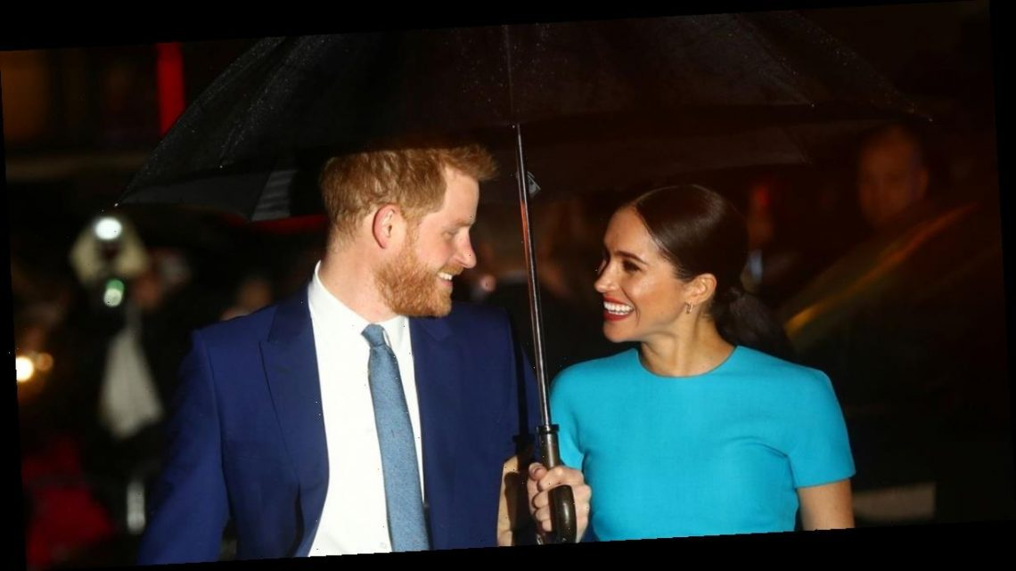 Meghan and Harry 'more in love than ever' as they begin A-list non-royal life