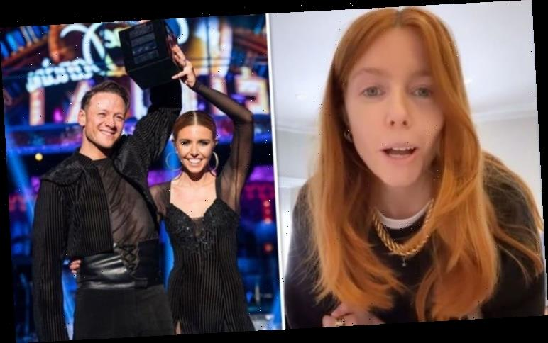 Stacey Dooley teases Kevin Clifton's next move as he quits Strictly after seven years