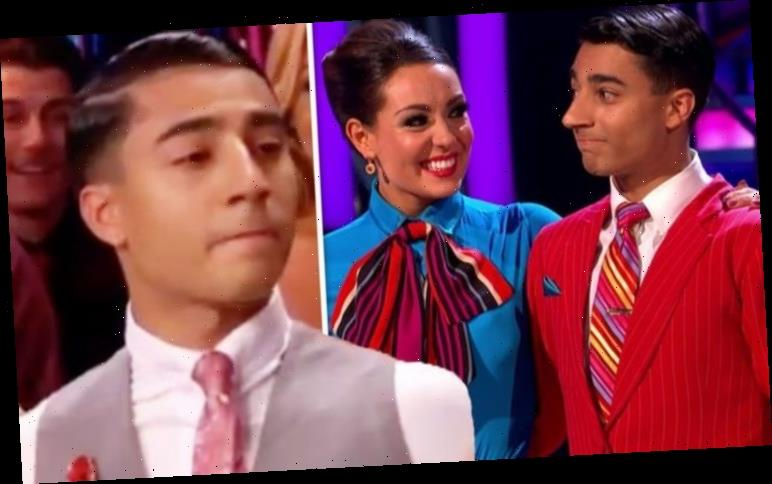 Karim Zeroual: 'Can't believe I cried' Strictly star talks moment he 'messed up' on show