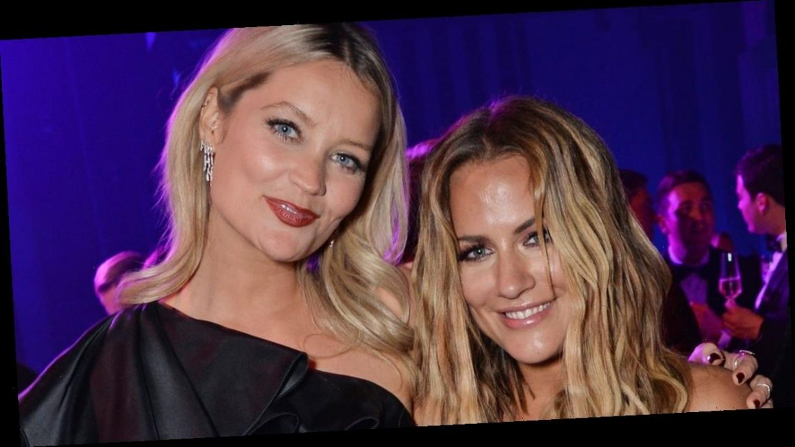Laura Whitmore admits she 'ignored' Caroline Flack death news because she thought it was a hoax