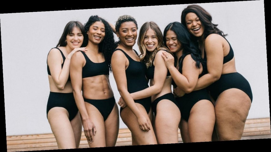 Girl, You Better Believe That All 6 of Us Are Wearing the Same Size Swimsuit