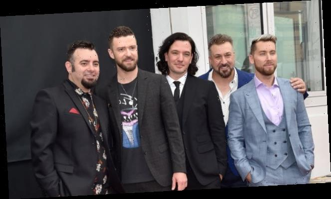 An Update On a Possible *NSYNC Reunion