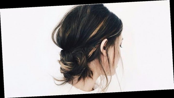 "Forget About French Twists and Messy Buns — This Effortlessly Cool ""Banana Bun"" Is Perfect For Lazy Girls"