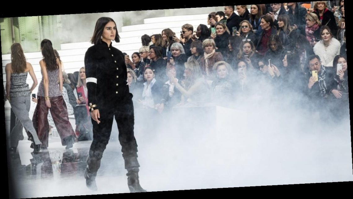 """Chanel Featured Its First Curve Runway Model in 10 Years: """"I Can't Believe This Just Happened"""""""