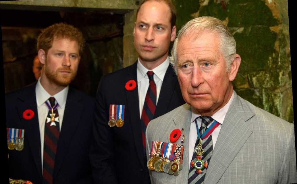 Prince Charles Spoke to Sons Prince Harry and Prince William About His Coronavirus Diagnosis