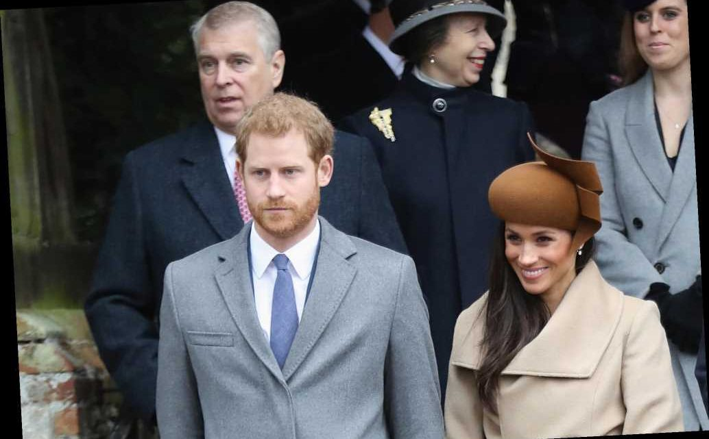 Prince Andrew will miss Prince Harry and Meghan Markle's last event as royals