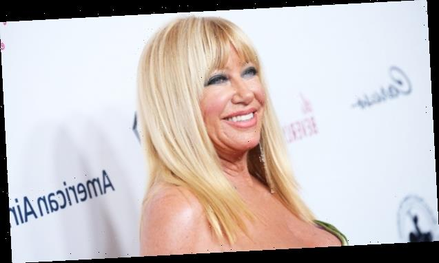 Suzanne Somers on posing naked at 73 for her birthday