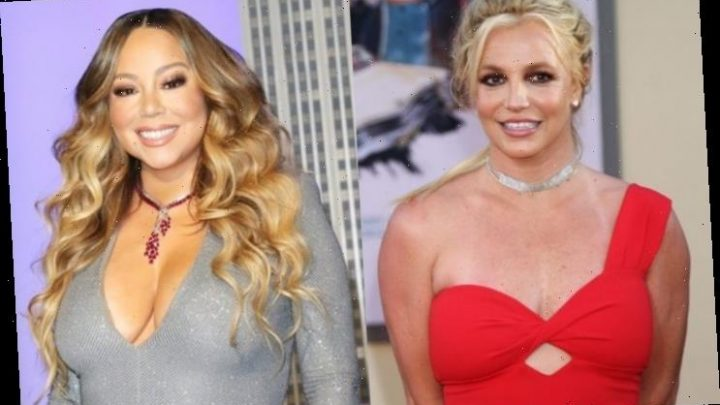 Britney Spears Shares Sweet Birthday Tribute for Mariah Carey