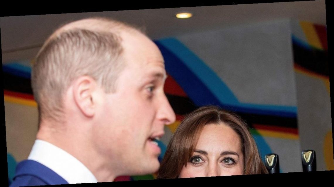 See the best photos from Prince William and Duchess Kate's first official royal visit to Ireland