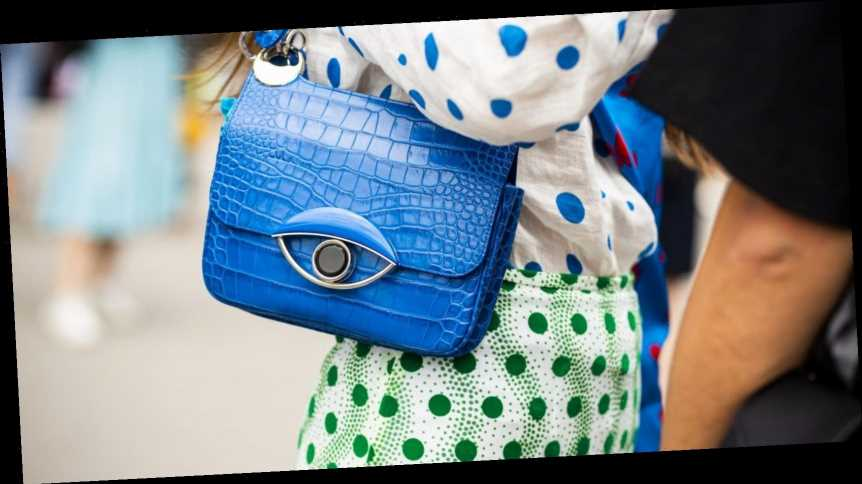 9 colourful handbags that will reinvent your wardrobe