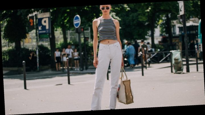 White jeans: the definitive guide to the coolest denim style of all