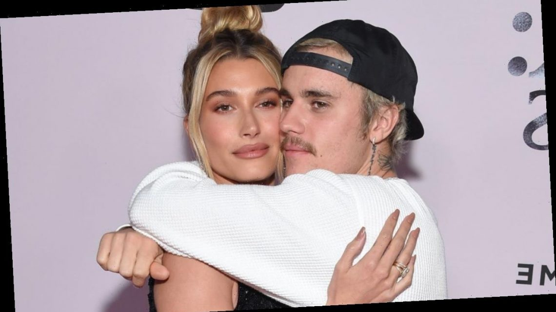 Justin Bieber Only Had Eyes for Wife Hailey at His Big Birthday Bash