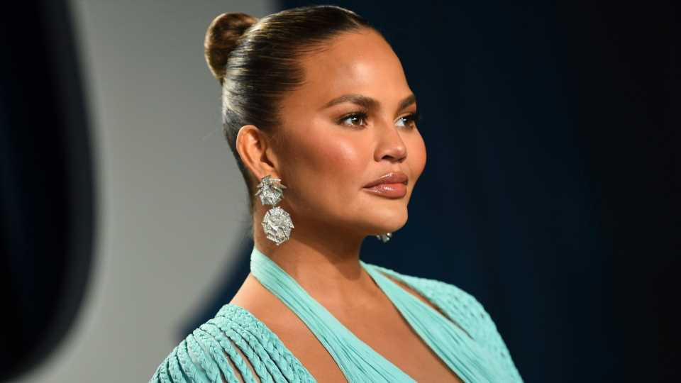 Chrissy Teigen Shares Her Vulnerable Take on Quarantine Life