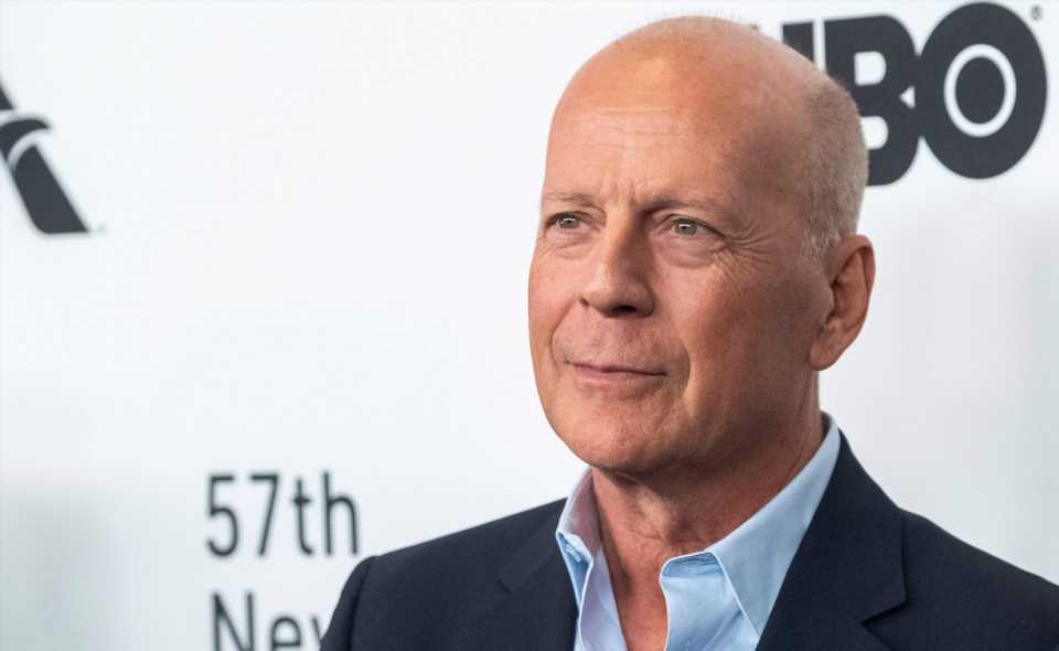 Bruce Willis and Tallulah Have Father-Daughter At-Home Haircut Party