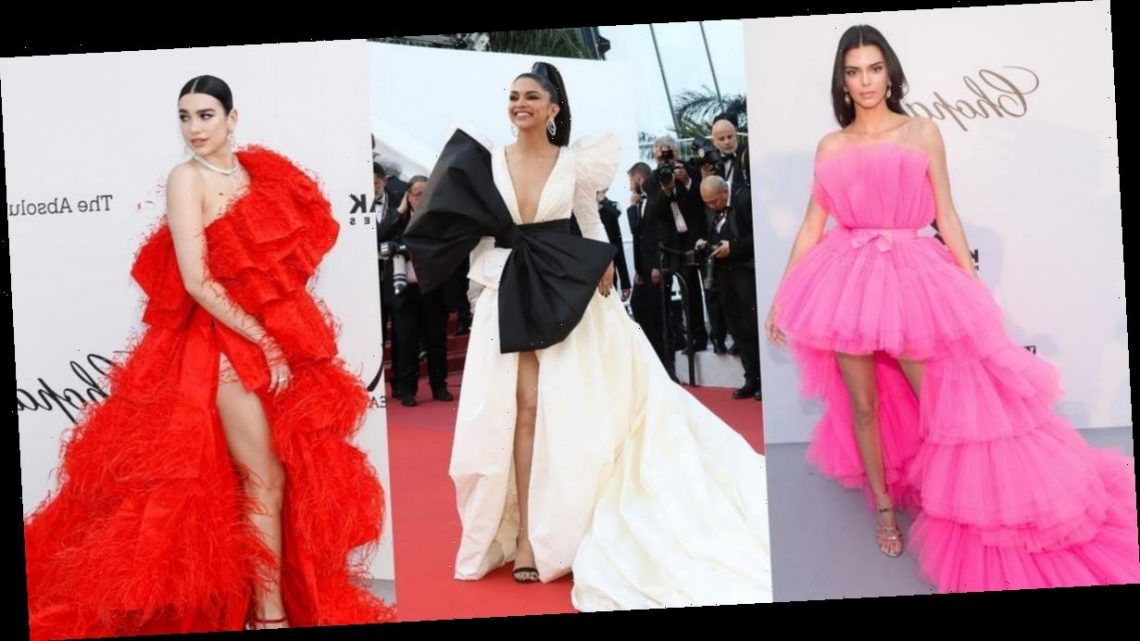The most memorable fashion moments from past Cannes Film Festivals