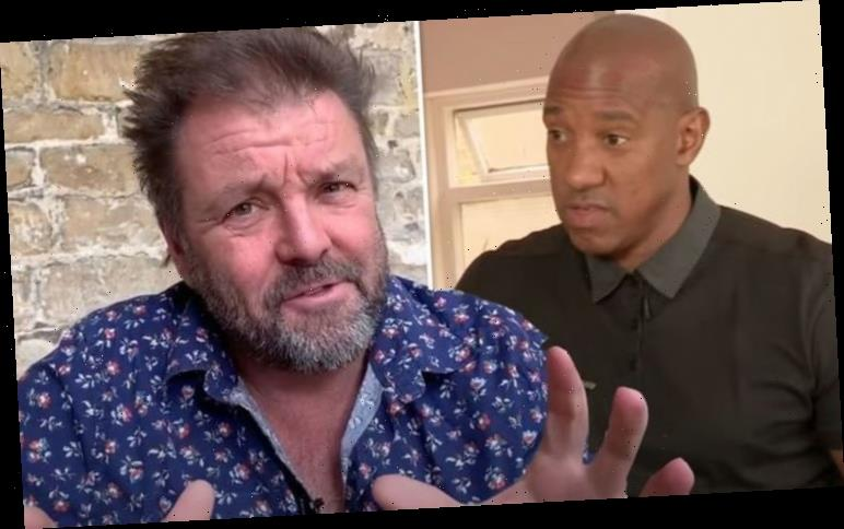 Homes Under The Hammer's Martin Roberts responds to claim Dion Dublin copies him on show