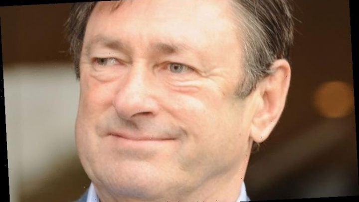 Chelsea Flower Show heartbreak: How TV legend Alan Titchmarsh was 'squeezed out' by BBC