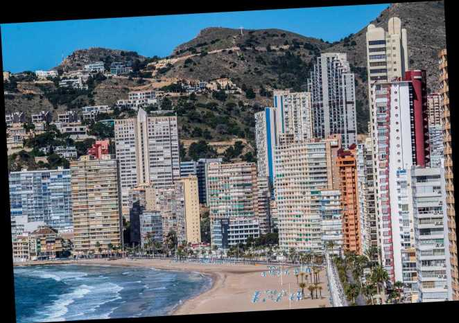 Benidorm 'hasn't given up hope' on British tourists returning this summer despite 14-day quarantine restrictions