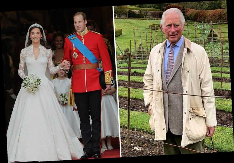 Prince Charles reveals he chose some of the music for Kate Middleton and Prince William's wedding