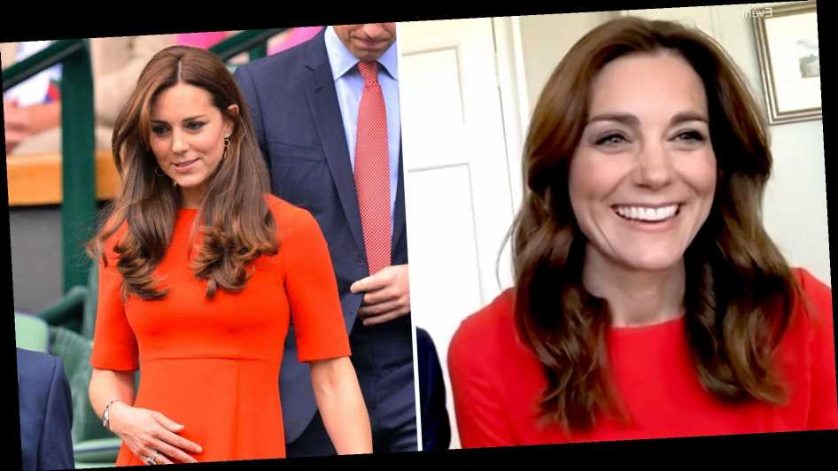 Royally Thrifty! Duchess Kate 'Doesn't Think Twice About Recycling Clothes'