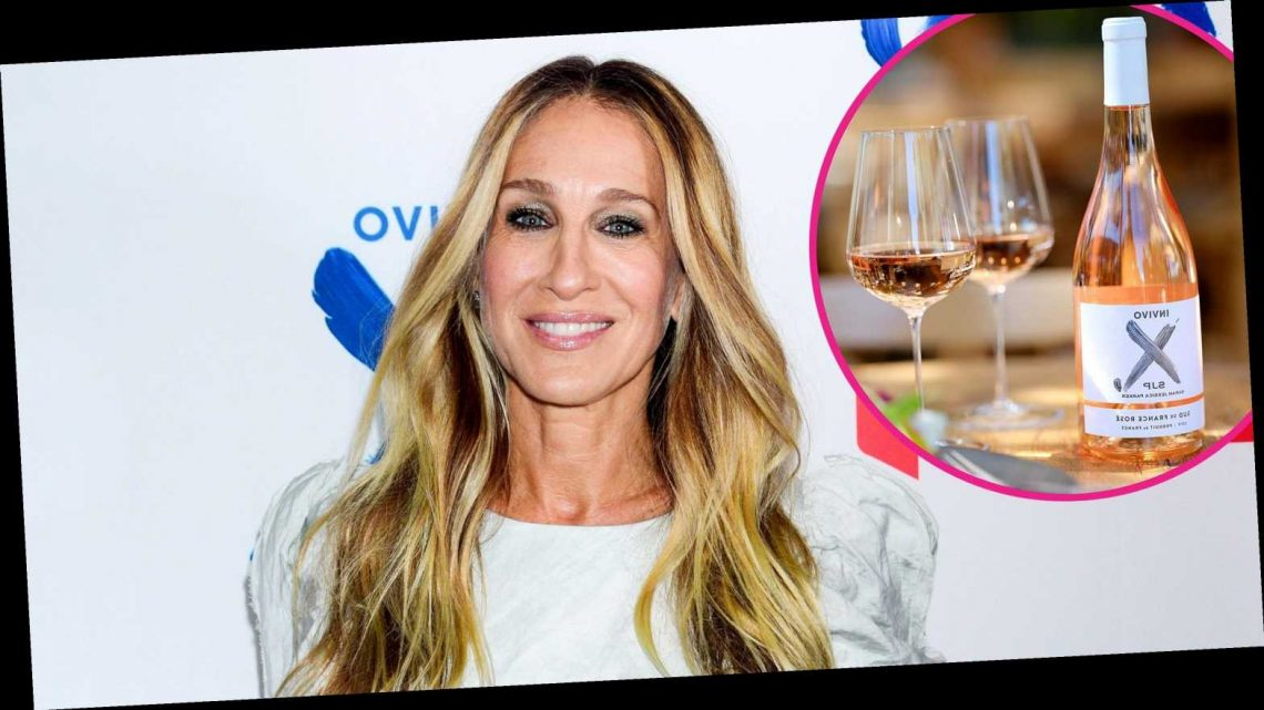 Join Sarah Jessica Parker for a Virtual Wine Tasting of Her New Rose
