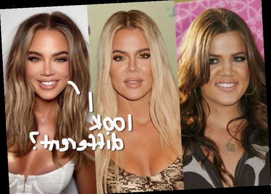 Khloé Kardashian Addresses Her Drastically 'Different' Faces In Photos After Going Viral!