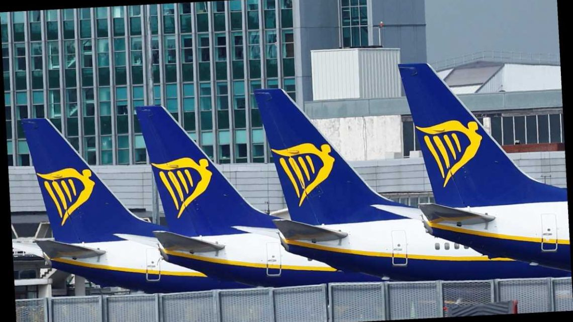 Ryanair to launch 1,000 daily flights by July with routes to Spain, Greece and Portugal from £12.99