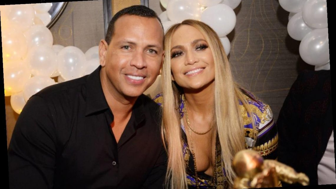 Jennifer Lopez and Alex Rodriguez tuck into tasty Mexican ...