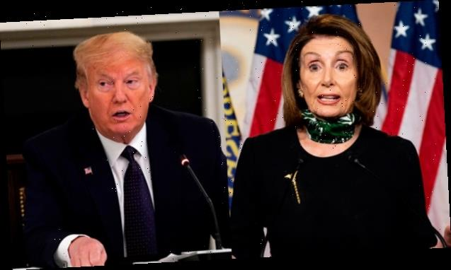 Nancy Pelosi Shades Donald Trump, Calls Him 'Morbidly Obese' After He Says He's Taking Hydroxychloroquine