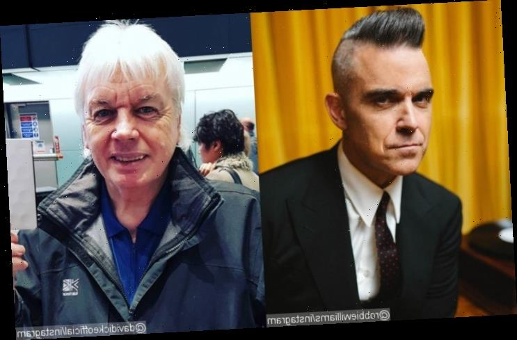 Robbie Williams Slammed by Anti-Extremism Groups for Supportive Comments About David Icke