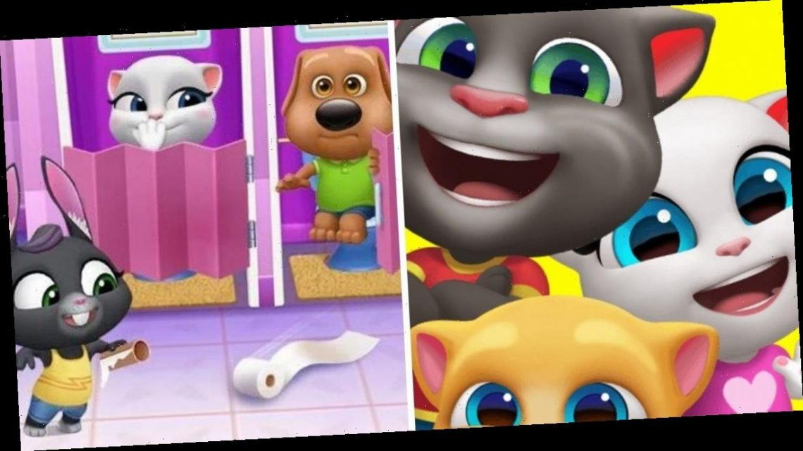 5 things we love about My Talking Tom Friends – new most advanced virtual pet app ever