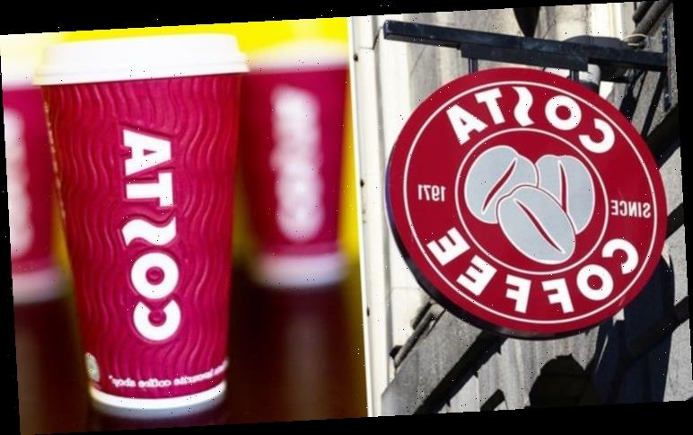 Costa reopens 500 branches for drive-thru and takeaway with new rules for customers