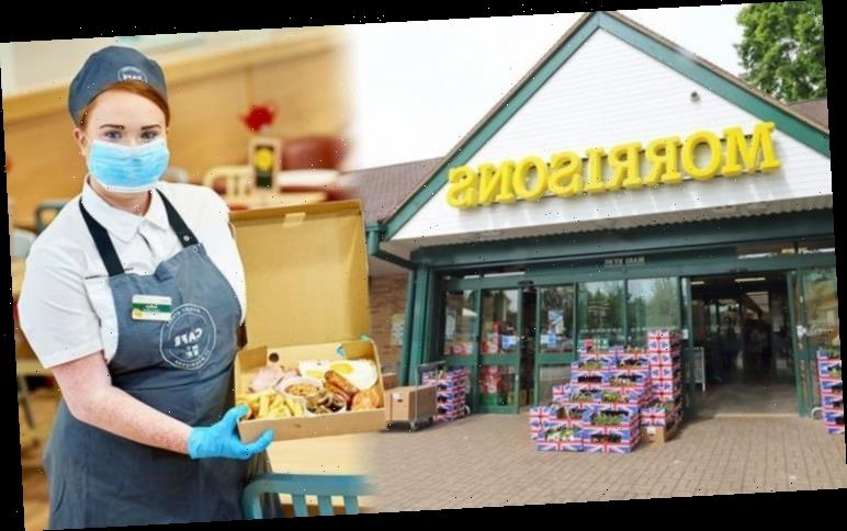 Morrisons updates food service with huge changes to delivery and takeaway
