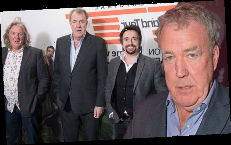 Jeremy Clarkson details ISIS impact on The Grand Tour's future: 'You might get killed'