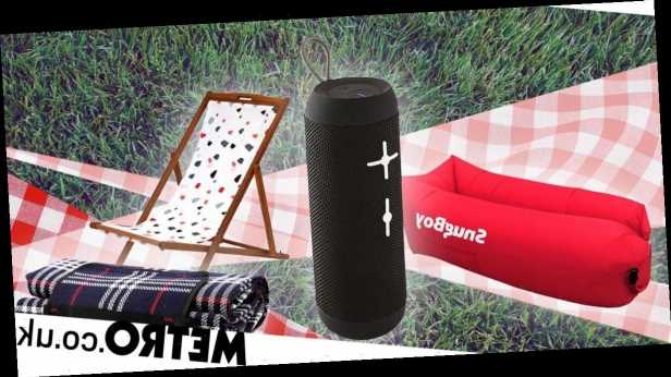 Everything you need for the ultimate picnic – from food to baskets to blankets