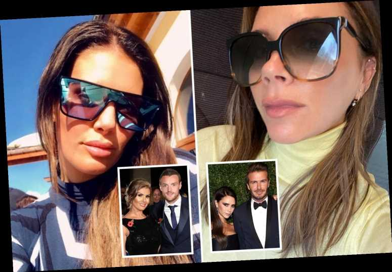 How Becky Vardy is morphing into Victoria Beckham – with glam wardrobes, castle weddings & love of 'resting b***h face' – The Sun