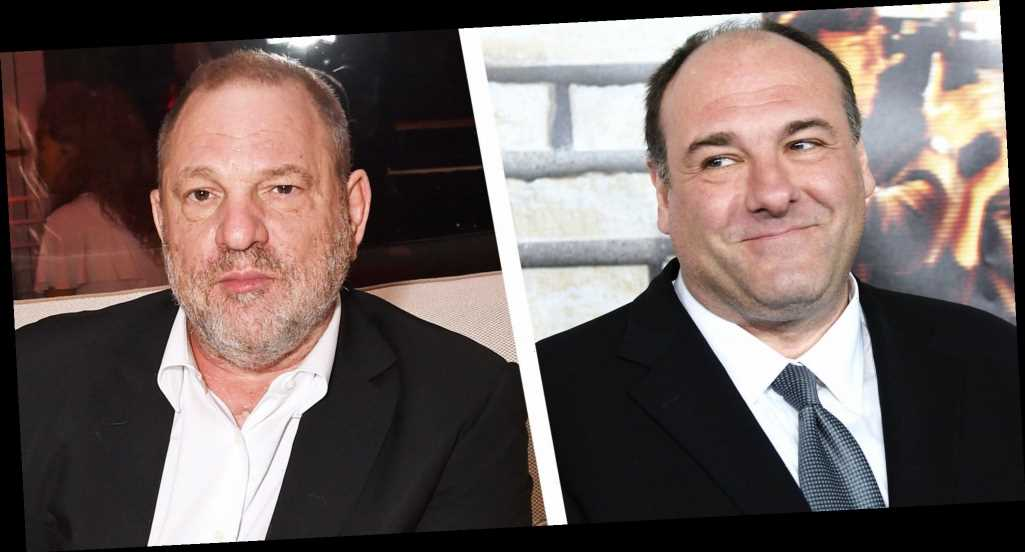 James Gandolfini Threatened to 'Beat the F***' Out of Harvey Weinstein in 2012