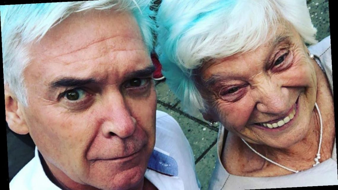 This Morning's Phillip Schofield shares sweet throwback snap with lookalike mum as he reveals how much he 'misses her'