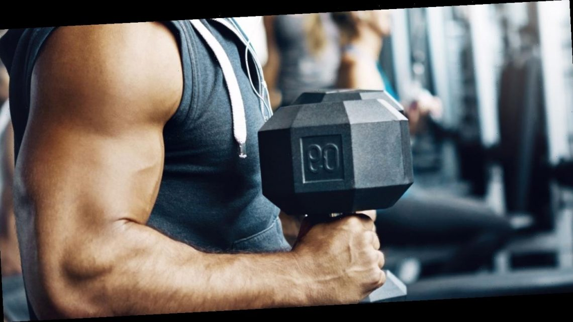 This Biceps Workout Grows Your Arms in 20 Minutes