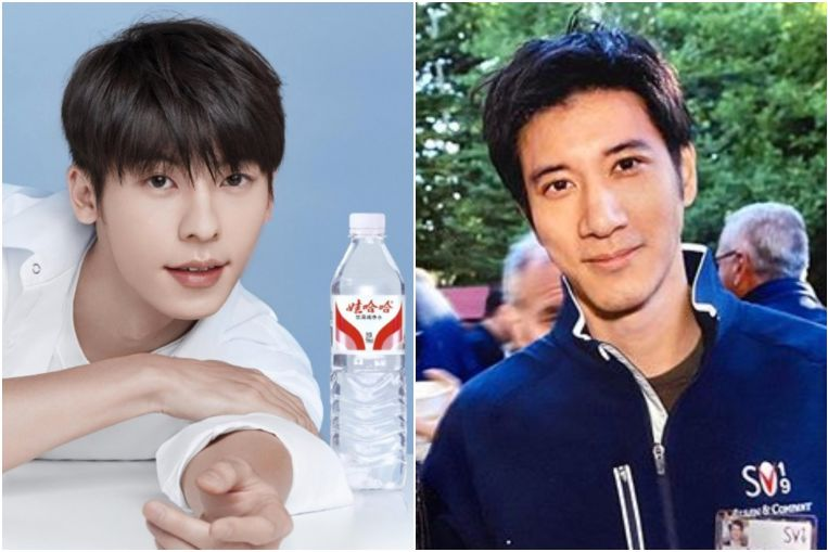 Water brand drops singer-songwriter Wang Leehom as ambassador in favour of younger Greg Hsu