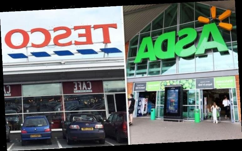 Tesco and Asda update delivery services – here's how to get groceries in just 30 minutes