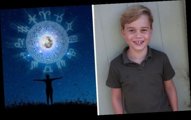 Prince George star sign: Dates and symbols of zodiac sign