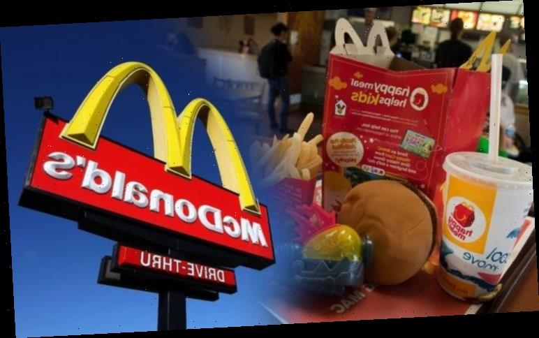 McDonald's make major change to Happy Meal toy options -banning hard toys