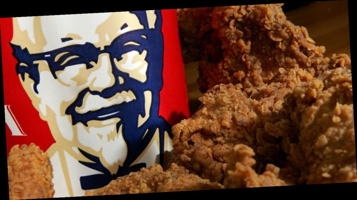 KFC are set to create 3D printed chicken nuggets as early as next year