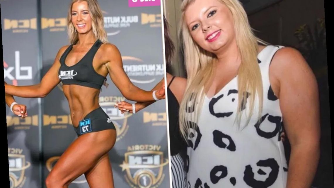 Divorce gave me the ultimate revenge body – I went from gorging on KFC to a bikini model after losing 6.5st